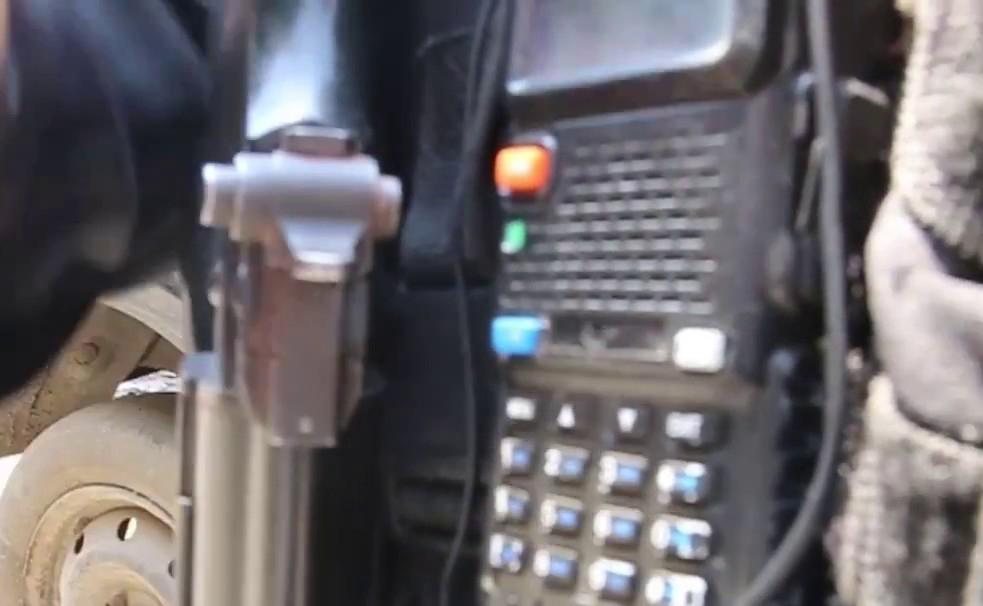 Acamdoze solicita a secretário sistema digital de radiocomunicação ao 11º BPM